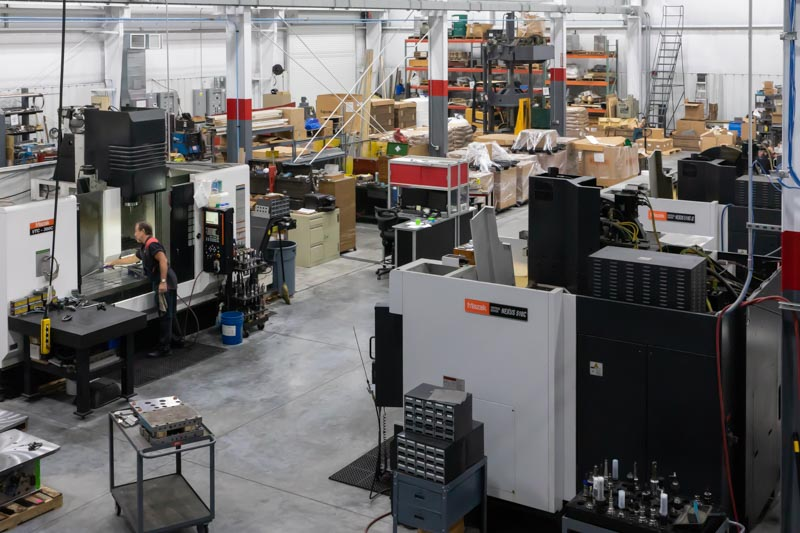 Ameritech Die & Mold South Milling Centers