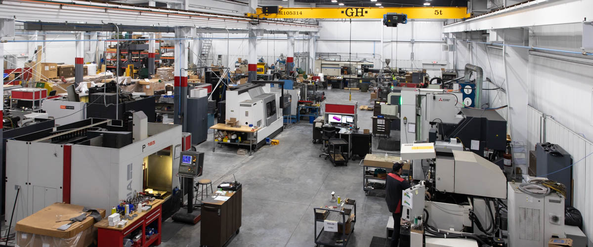 Ameritech Die & Mold South: Quality Craftsmanship, On-Time Delivery